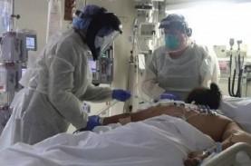Kasus Virus Corona Terus Melonjak, Lansia dan Orang…