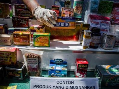 Balai Besar POM Bandung Musnahkan 479 Produk Makanan, Obat dan Kosmetik Senilai Rp31 Miliar