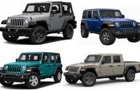 Mau Punya Mobil Jeep? Berikut Daftar Harga dan Spesifikasinya