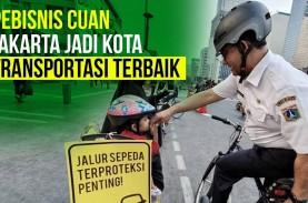 Gara-Gara Jalur Sepeda, Jakarta Jadi Kota Transportasi…