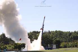 Roket Eksperimen Lapan Sukses Diluncurkan, Indonesia…