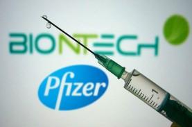 Inggris Setujui Izin Vaksin Covid-19 Pfizer, AS Menyusul?