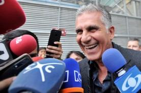 Prestasi Menurun, Kolombia Pecat Pelatih Carlos Queiroz