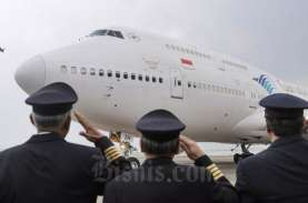 Curhatan Pilot Garuda Kena Pandemi Covid-19, Gaji…