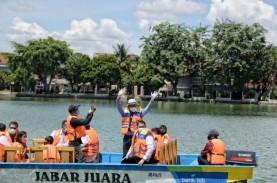 Ridwan Kamil Hibahkan Perahu Wisata untuk Situ Rawa…