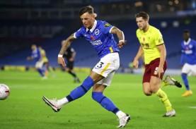 Tiga Klub Besar Liga Inggris Berebut Pemain Muda Brighton