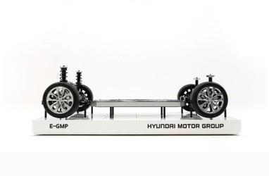 Hyundai Rilis Platform Baru Mobil Listrik, Isi Daya Baterai Cukup 18 Menit