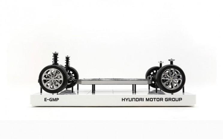 Hyundai Electric-Global Modular Platform (E-GMP).  - Hyundai