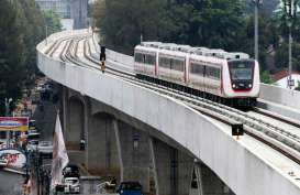 Setahun Beroperasi, LRT Tebar Promo