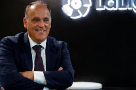 Presiden La Liga Berharap Januari Penonton Sudah Bisa…