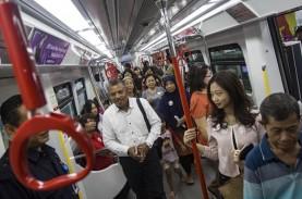 Promo Setahun LRT Jakarta, 100 Persen Uang Kembali…