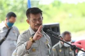 Alasan Jokowi Tunjuk Syahrul Limpo Gantikan Luhut…