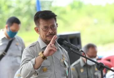 Alasan Jokowi Tunjuk Syahrul Limpo Gantikan Luhut sebagai Menteri Kelautan Ad Interim