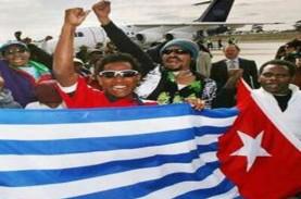 Pengibaran Bendera Bintang Kejora, Kemenlu Protes…