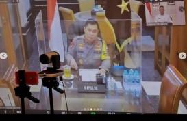 Rapat Covid-19 dengan Kapolda Metro Jaya, Anies: Pandemi Nyata dan Bukan Aib