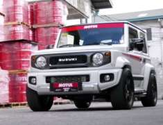 Suzuki Jimny Modifikasi Hasilkan Tenaga 200 Hp, Tercepat di Dunia?