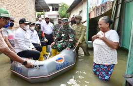 29 Ton Sembako Disalurkan ke Korban Banjir Sergai