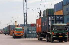 Pengusaha Jasa Angkutan Kontainer: Utilisasi di Jabodetabek…