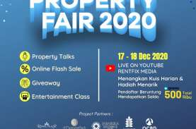 Rentfix Properti Online Fair, Tempat Kaum Milenial…
