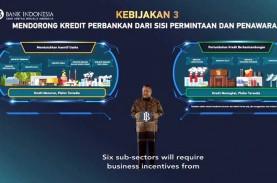Bos BI Optimistis Kredit Bisa Tembus 9 Persen 2021