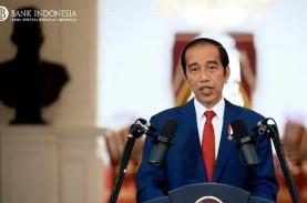 Keras! Ini Pesan Lengkap Jokowi untuk BI dan Lembaga…
