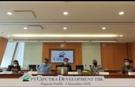Genjot Pendapatan Berulang, Ciputra Development (CTRA) Tambah 2 Mal