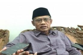 CEK FAKTA: Ketum Muhammadiyah Haedar Nashir Positif…