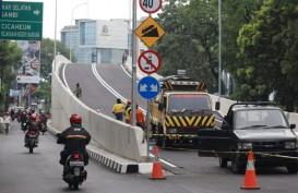Flyover Jalan Jakarta-Supratman Segera Diuji Coba
