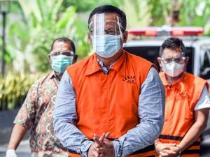 Mantan Menteri KKP Edhy Prabowo Kembali Jalani Pemeriksaan di KPK