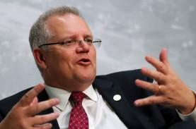 WeChat Blokir Pesan PM Scott Morrison, Australia-China…
