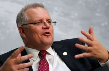WeChat Blokir Pesan PM Scott Morrison, Australia-China Memanas