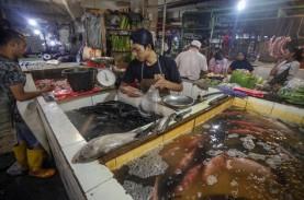 Penggunaan Masker para Pedagang Pasar Tradisional…