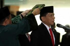 KPK Tahan Eks Anggota BPK Rizal Djalil