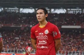 Ryuji Utomo Pergi ke Penang FC, Persija Siapkan Empat…