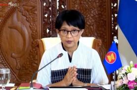 Indonesia Sambut Baik Kemajuan Negosiasi Perdamaian…