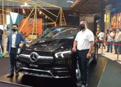 Dibanderol Rp1,979 Miliar, Ini Spesifikasi Mercedes-Benz New GLE Coupe