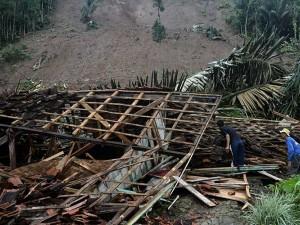 Intensitas Hujan Tinggi, Sejumlah Daerah di Garut Alami Bencana Tanah Longsor