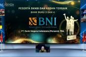 BNI Raih Dua Award dari Bank Indonesia