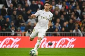 Jelang Madrid ke Sevilla, Luka Jovic Mulai Berlatih…