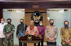Deklarasi Papua Barat, Mahfud MD: Benny Wenda Makar…