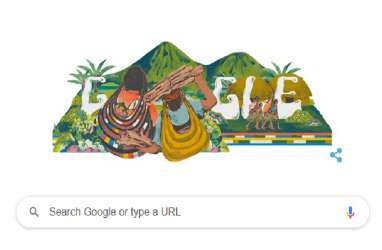 Mengenal Noken Papua, Ikon Google Doodle Hari Ini