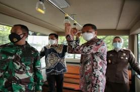 Kala Truk Sampah di Makassar Disulap Jadi Bus Wisata,…