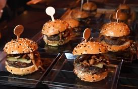 Wow, Chef Gordon Ramsay Jual Burger Seharga Rp1,5 Juta