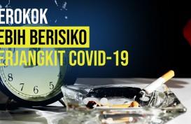 Perokok Terinfeksi Covid-19 Berisiko Meningkatkan Kematian