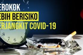 Perokok Terinfeksi Covid-19 Berisiko Meningkatkan…