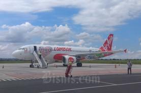 AirAsia Indonesia Tambah Frekuensi Terbang ke Lombok