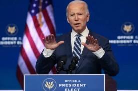 Biden Minta Warga AS Pakai Masker Selama 100 Hari…