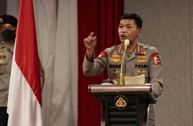 Kapolri Idham Azis Naikkan Pangkat 46 Perwira Tinggi, Ini Daftarnya