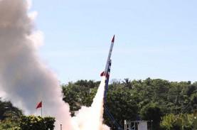Lapan Uji Terbang Roket RX-450-5, Ini Hasilnya