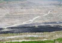 Salah satu lokasi pertambangan batu bara di Kalimantan Timur./JIBI-Rachmad Subiyanto